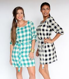 VESTIDOS CUTIE CHESS | ATENEA BOUTIQUE