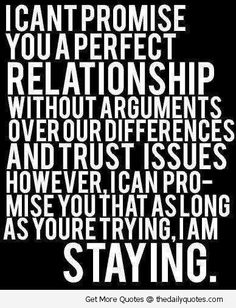 Relationship Promise Quotes