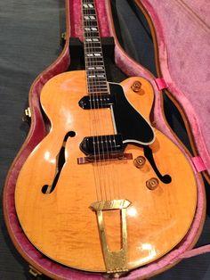 1952 Gibson ES-350N Vintage Guitar in Musical Instruments, Instruments, Guitars (Vintage) | eBay