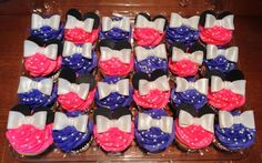minnie mouse and daisy duck cupcakes - Google Search