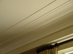 Hyde Park Mouldings in Residential Interiors Look at their CV111 cove moulding, projects onto ceiling like this