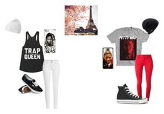 """""""If Fetty came to Paris AND ME AND MY BESTIE WOULD GO"""" by shawnily on Polyvore featuring fettY, Paige Denim, Burberry, Converse, Vans, Coal, Helly Hansen and Fay et Fille"""