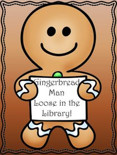 The Gingerbread Man Loose In Library