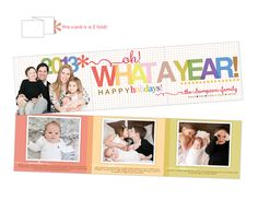 holiday 2013 -premium cardstock -colorblends -year
