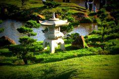 Parque do Japão em Maringá