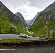 The Nærøydalen Valley in Sogn og Fjordane, Norway. http://sterling.eu ✿. ☺