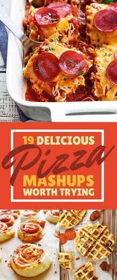 19 Insane Pizza Mashups-->