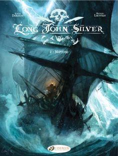 """""""Neptune (Long John Silver)"""" av Xavier Dorison"""