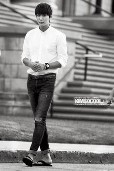 "LEE MIN HO as Kim Tan ♡ #Kdrama // The ""HEIRS"