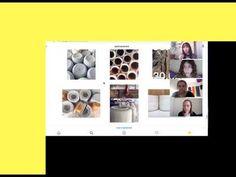 LA CLASE DE ARTE EN CUARENTENA (Uno) / El Dif. de Diseño conversa con Ester Sjölin, diseñadora. - YouTube