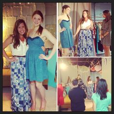 We had so much fun with Wendy Garner and Daytime Alabama featuring our Fall Collection today! #tallulahfaire #creatednotmade