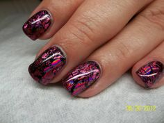 Designs On Gel Nails