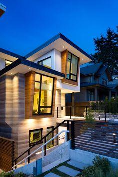 Striking net-zero design in North Vancouver: Midori Uchi