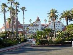 Hotel Del Coronado ~ LOVE!