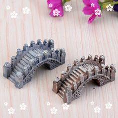 4pcs Miniature Cute Owls Garden Terrarium Figurine Decor DIY Bonsai Craft Ya