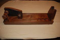 Woodworking Projects That Sell gun rest | Gun Vise - by WoodScrap @ LumberJocks.com ~ woodworking community