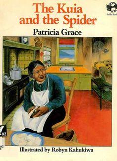 Author: Patricia Grace and Illustrator: Robyn Kahukiwa awesome bilingual books