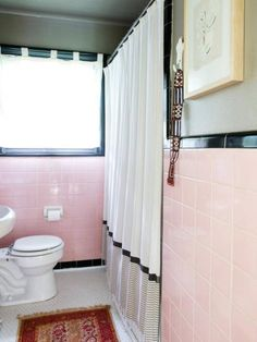 In Defense Of Pink Bathrooms: Why You Should Think Before You Renovate Part 39
