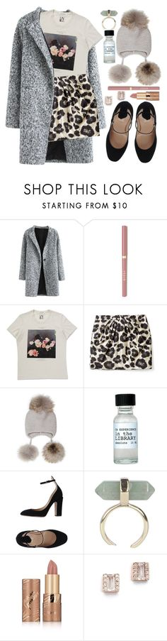 """""""I'll be your new favorite tune"""" by karllydolly ❤ liked on Polyvore featuring TIBI, Inverni, CB I Hate Perfume, Valentino, Boohoo, tarte and EF Collection"""