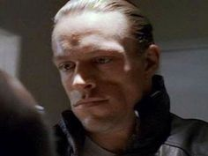 X Files alien bounty hunter. I really love him!!! He is an awesome character!