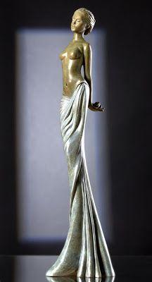 Malabar believes art is for all. Paper Mache Sculpture, Sculptures Céramiques, Art Sculpture, Statue Ange, Elements Of Art, Oeuvre D'art, Clay Art, Ceramic Art, Female Art