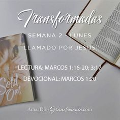 Lectura y Devocional - Lunes Semana 2 #Transformadas #DiscipulosdeJesus #Discipulado #ComunidadADG #Devocionalparamujeres #ADGenespanol #AmaaDiosGrandemente #Biblia #Dios