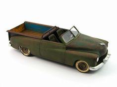 Mercury Sedan Pick Up 1949 Scale Model 49 Mercury, Pick Up, Pedal Cars, Cars Auto, Carrera, Hobby Cars, Truck Scales, Benz, Custom Hot Wheels