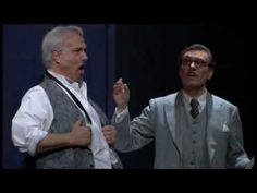 Just a duet from Don Pasquale (Donizetti.) The way they talk so fast made me smile. :)