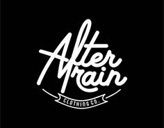 """Check out new work on my @Behance portfolio: """"After Rain Typo"""" http://be.net/gallery/45627083/After-Rain-Typo"""