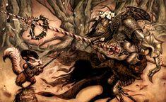 Sir Didymus - brian-froud Labyrinth
