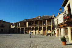 Pedraza (Segovia).Los pueblos más bonitos de España