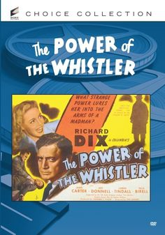 The Power of the Whistler - DVD (Sony Choice Collection Region 1) Release Date: Available Now (Amazon U.S.)
