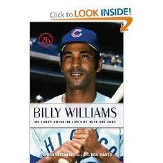 Man, I wish I had seen Billy Williams play for the Cubs.  A chapter exclusively devoted to talking about his teammates and others he knows in baseball.  62 pages long.  Little doubt to me, that he was a great teammate!!