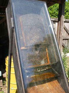 cérificateur solaire avec grillage filtrant les impuretés Plantation, Bee Keeping, Botany, Agriculture, Conservation, Aquarium, Honey Bees, Gardening, Deco
