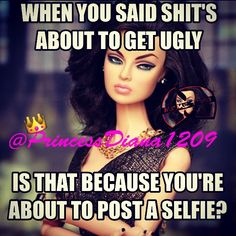 So pathetic...please, please comment on my selfies so I can feel good about my ugly self!