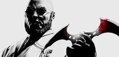 """Recentemente, descobrimos que B.D. Wong (Jurassic World, Law & Order: Special Victims Unit) estaria sendo escalado no elenco de Gotham no papel de Hugo Strange. Agora, o ator compartilhou fotos de possíveis testes de maquiagem e figurino a respeito do vilão na série. Confira: """"Qual desses caras será Hugo Strange em Gotham?"""" perguntou o ator …"""