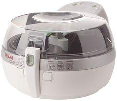 Tefal Actifry - Freidora, capacidad de 1kg, 1400 W: Amazon.es: Hogar Tefal Actifry, Washing Machine, Cooker, Kitchen Appliances, Tasty, Healthy, Deep Fryer, Bass Guitars, Oil