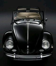 1956 VW Beetle Karmann Convertible-S