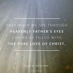 See through God's Eyes