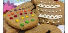 Easter Style Peanut Butter Cookies | Stay at Home Mum