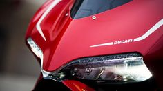 Ducati Panigale R detail