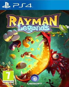 Rayman Legends: nintendo wii u, Xbox Playstation 3 Video Games Ps4 Games For Kids, Wii U Games, Xbox 360 Games, Pc Games, Console Wii, Console Xbox One, Kingdom Hearts Hd, Red Dead Redemption, Toys R Us
