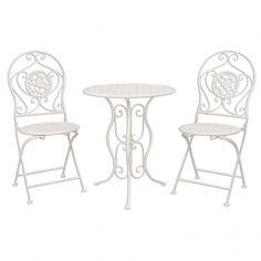 Garten Landhaus Möbel Set Clayre & Eef  159,00 EUR