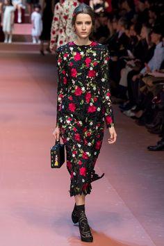 Sfilate Dolce & Gabbana - Collezioni Autunno Inverno 2015-16 - Collezione - Vanity Fair