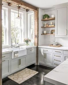 Amazing Modern Farmhouse Kitchen Design Ideas to Mix Modern and Classic Themes . , Amazing Modern Farmhouse Kitchen Design Ideas to Mix Modern and Classic Themes . Amazing Modern Farmhouse Kitchen Design Ideas to Mix Modern. Home Decor Kitchen, Kitchen Interior, New Kitchen, Kitchen Art, Kitchen Small, Kitchen Storage, Kitchen Wood, Kitchen White, Kitchen Colors