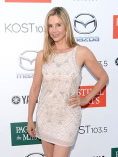 Actress Mira Sorvino attends the 2015 Festival Of Arts Celebrity Benefit Concert And Pageant on August 29, 2015 in Laguna Beach, California.   Michael Kovac, Getty Images for Festival of Arts