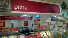 Make your own pizza at Morrisons.