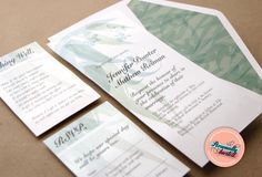 'Native' Wedding invitations and stationery by Personally Invited. A modern Australian bush single sided wedding invitation design featuring eucalyptus leaves & gum nuts with a soft script typeface. Available for purchase at www.personallyinvited.com.au
