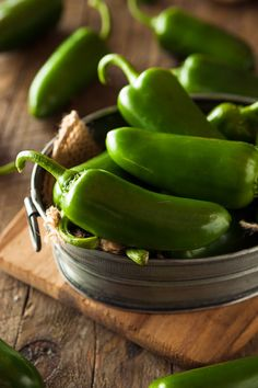 Jalapenos by Brent Hofacker on 500px