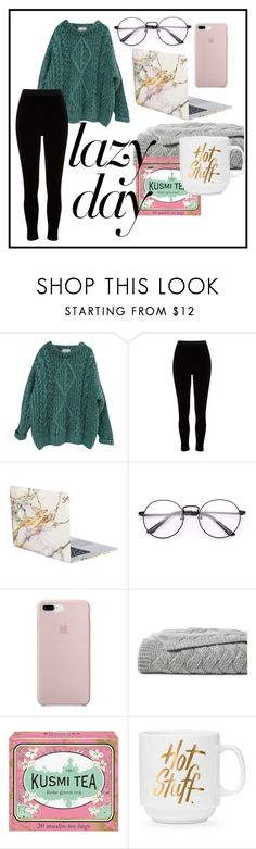 """Untitled #14"" by sima-gazdikova ❤ liked on Polyvore featuring Essentiel, River Island, iHome, Lands' End and Kusmi Tea"